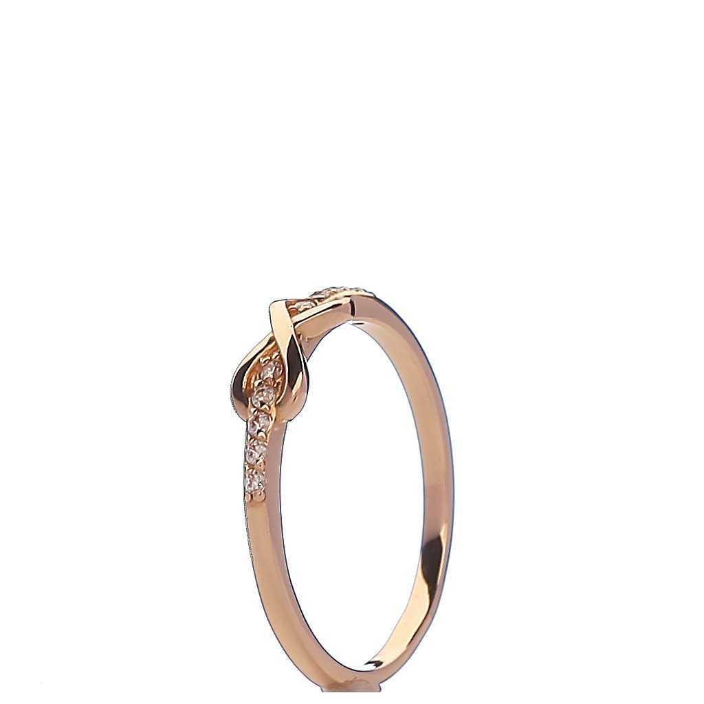 Auksinis žiedas 00517 - Auksiniai žiedai - Goldinga