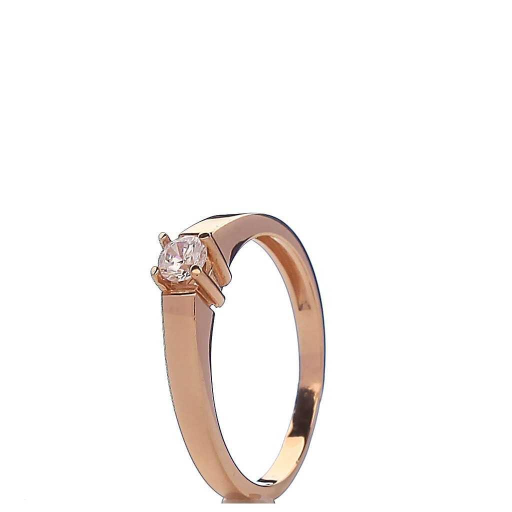 Auksinis žiedas 005129800228 - Auksiniai žiedai - Goldinga