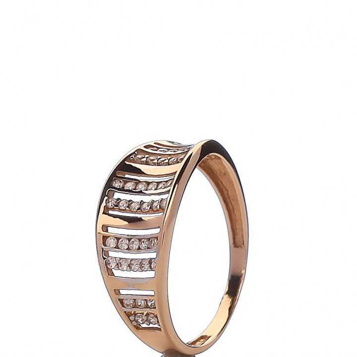 Auksinis žiedas 000034900195 - Auksiniai žiedai - Goldinga
