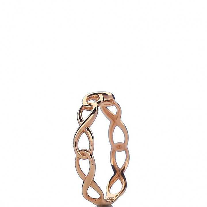 Auksinis žiedas 00504 - Auksiniai žiedai - Goldinga