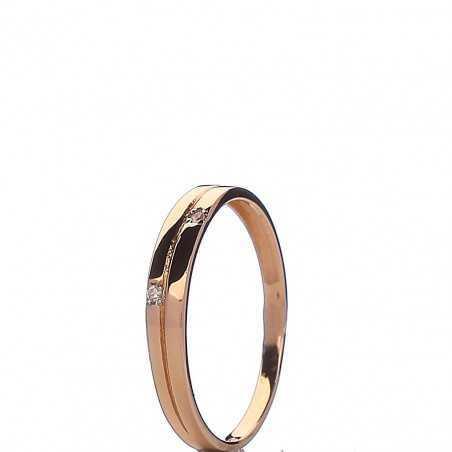 Auksinis žiedas 00400 - Auksiniai žiedai - Goldinga