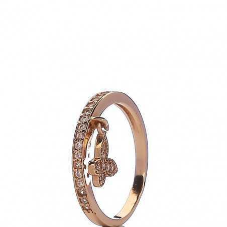 Auksinis žiedas 000032200209 - Auksiniai žiedai - Goldinga
