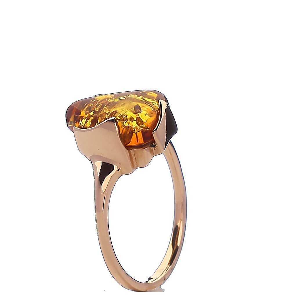 Auksinis žiedas 000031000316 - Auksiniai žiedai - Goldinga