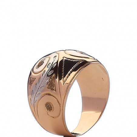 Auksinis žiedas 000041400455 - Auksiniai žiedai - Goldinga