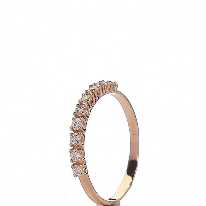 Auksinis žiedas 00498B - Auksiniai žiedai - Goldinga