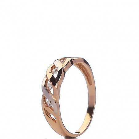 Auksinis žiedas 005438000210 - Auksiniai žiedai - Goldinga
