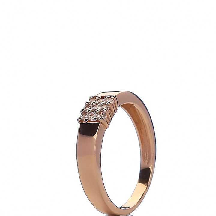 Auksinis žiedas 00537 - Auksiniai žiedai - Goldinga