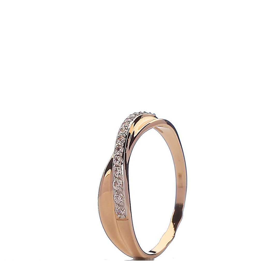 Auksinis žiedas 00554 - Auksiniai žiedai - Goldinga