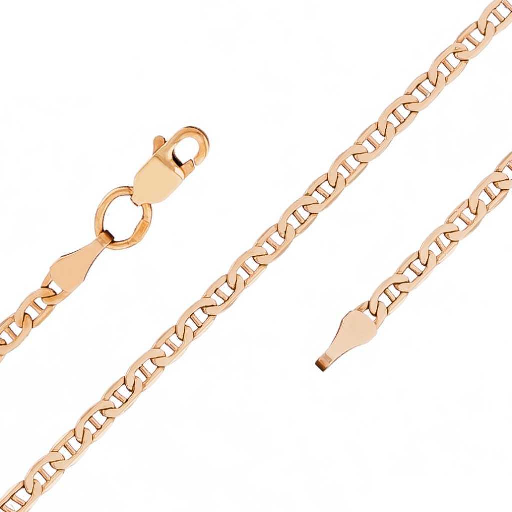 """Auksinė grandinėlė """"Marina"""" 2.1mm - Auksinės grandinėlės - Goldinga"""