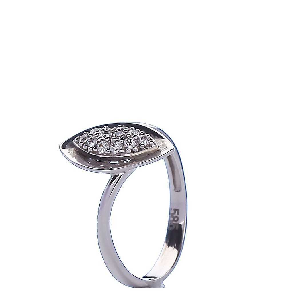 Auksinis žiedas 00495 - Auksiniai žiedai - Goldinga