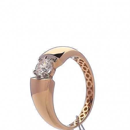 Auksinis žiedas 00478 - Auksiniai žiedai - Goldinga
