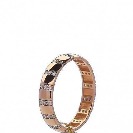 Auksinis žiedas 000033500214 - Auksiniai žiedai - Goldinga