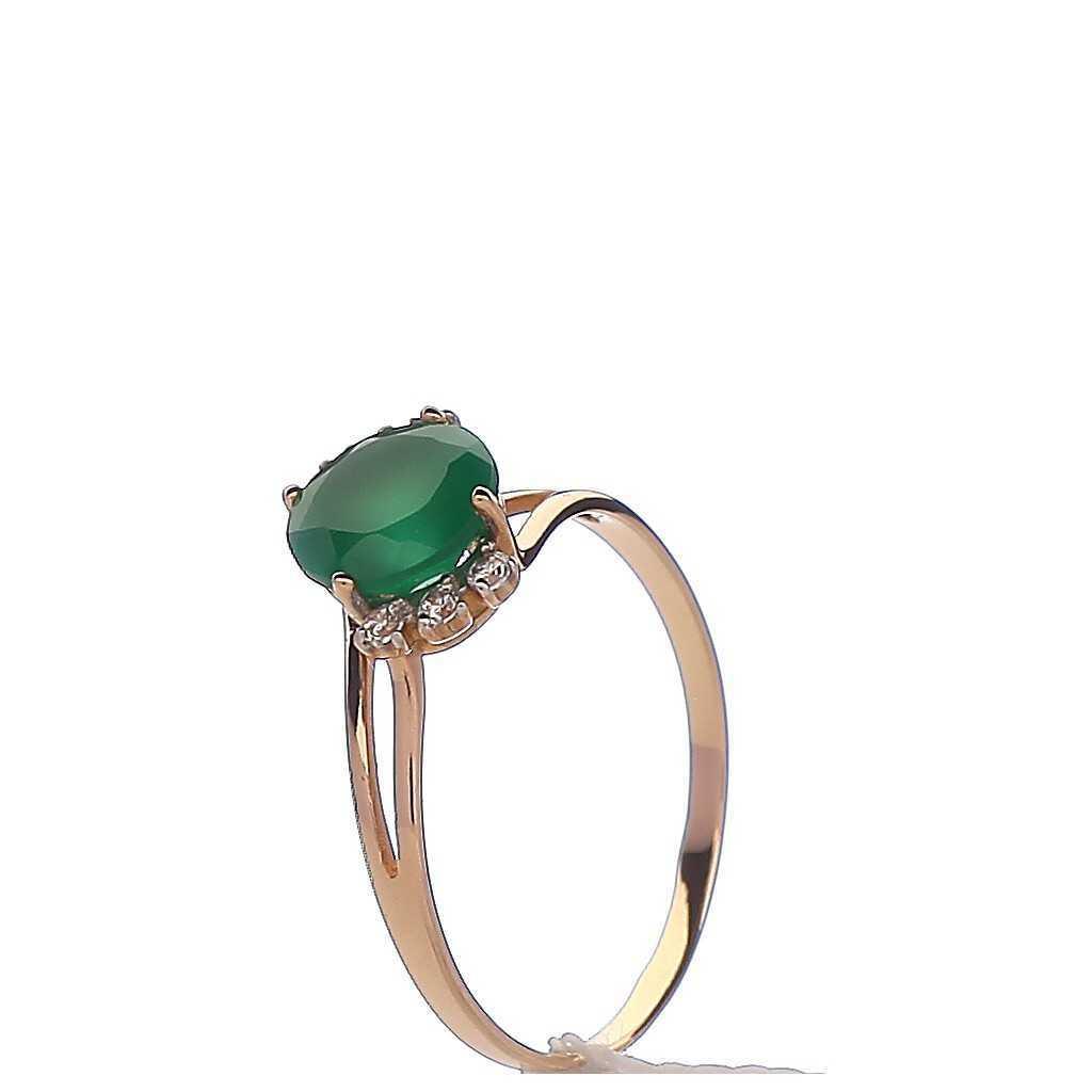 Auksinis žiedas 000062700170 - Auksiniai žiedai - Goldinga