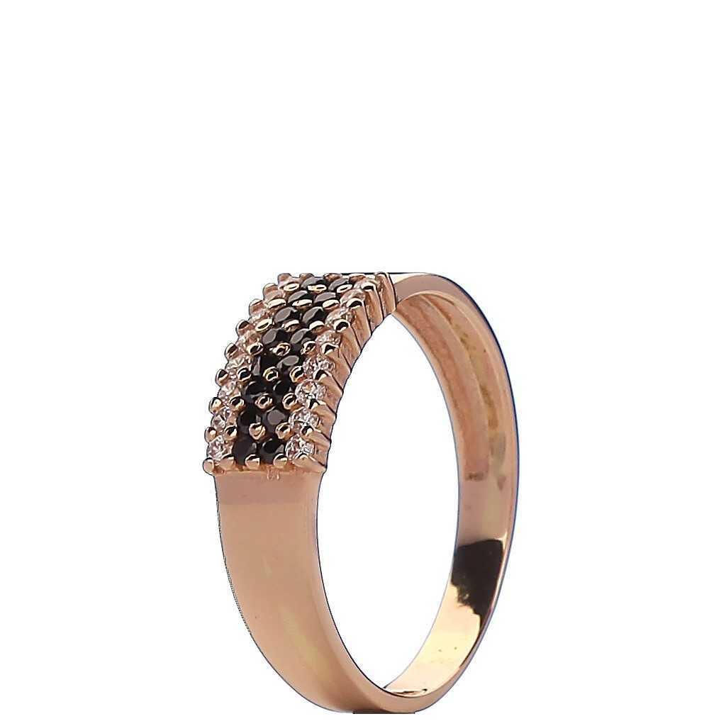 Auksinis žiedas 005130200272 - Auksiniai žiedai - Goldinga