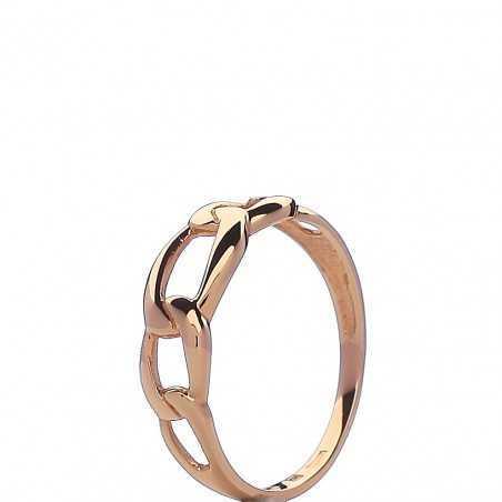 Auksinis žiedas 00591 - Auksiniai žiedai - Goldinga