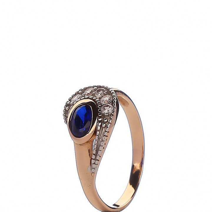 Auksinis žiedas 000047400259 - Auksiniai žiedai - Goldinga