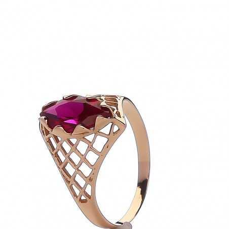 Auksinis žiedas 000047800232 - Auksiniai žiedai - Goldinga