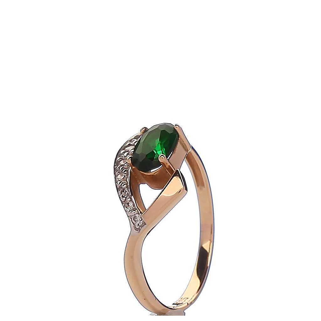 Auksinis žiedas 000047500264 - Auksiniai žiedai - Goldinga