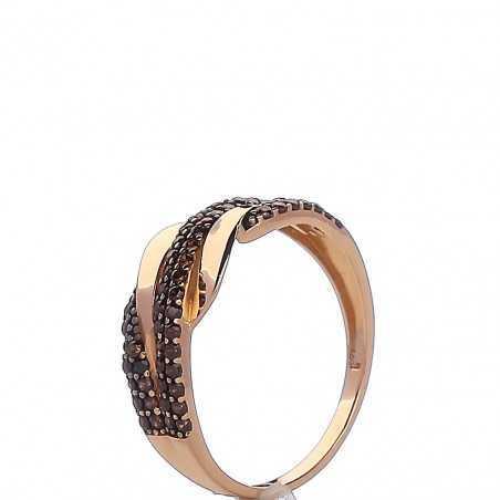 Auksinis žiedas 000044900221 - Auksiniai žiedai - Goldinga