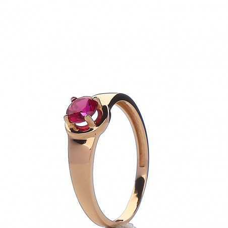 Auksinis žiedas 004694500173 - Auksiniai žiedai - Goldinga