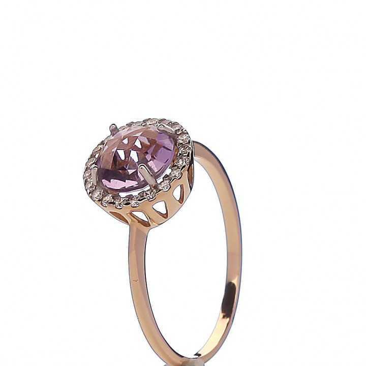 Auksinis žiedas 00597 - Auksiniai žiedai - Goldinga