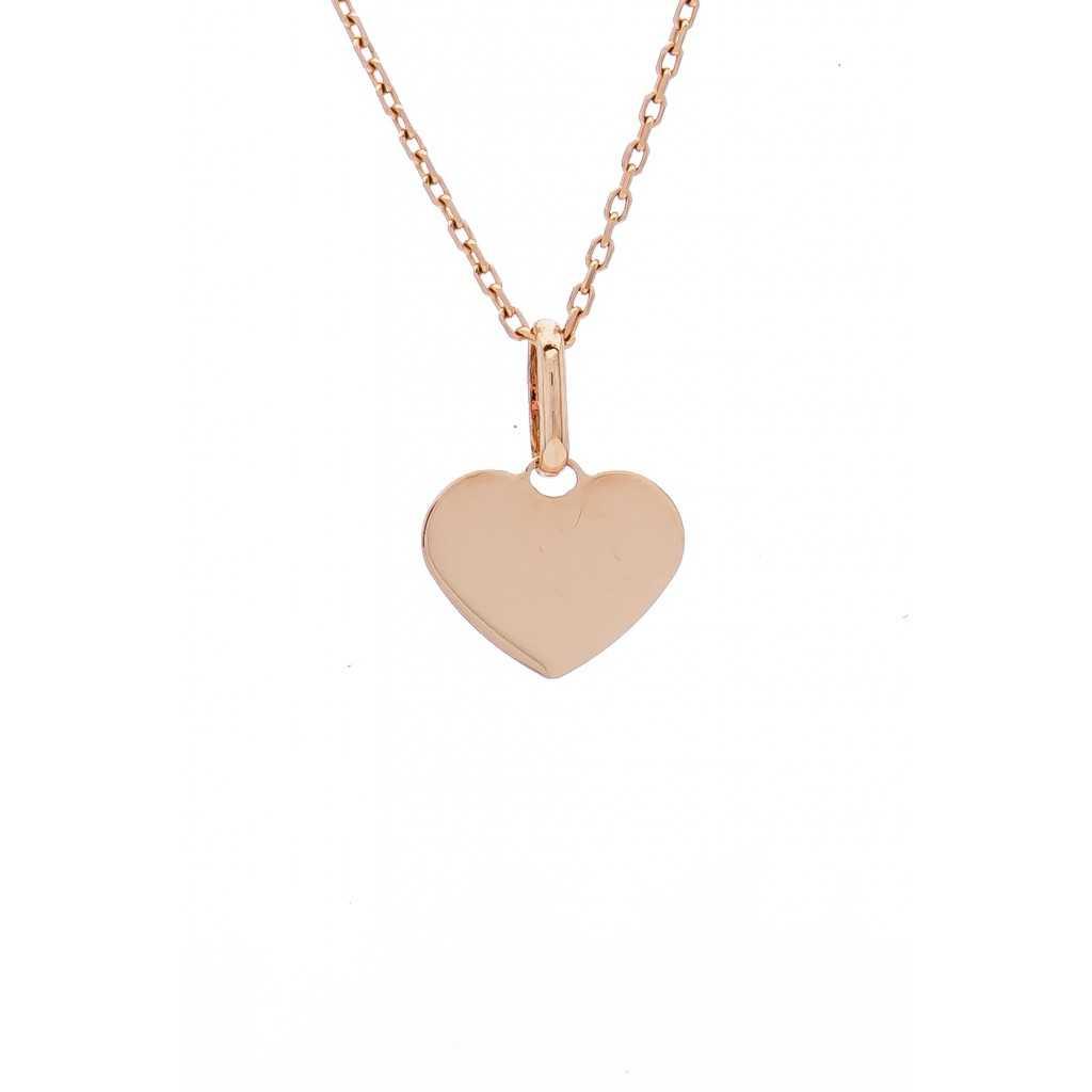 """Auksinis pakabukas """"širdutė"""" - Auksiniai pakabukai - Goldinga"""