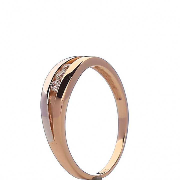 Auksinis žiedas 00397 - Auksiniai žiedai - Goldinga