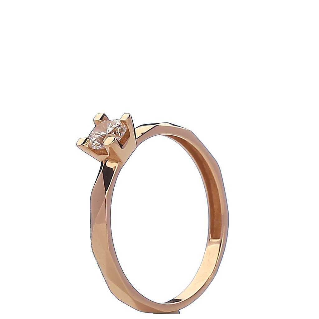Auksinis žiedas 00401 - Auksiniai žiedai - Goldinga