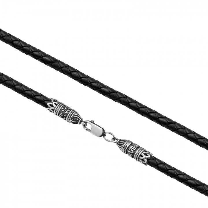 Odinė grandinėlė su sidabru - Sidabrinės grandinėlės - Goldinga