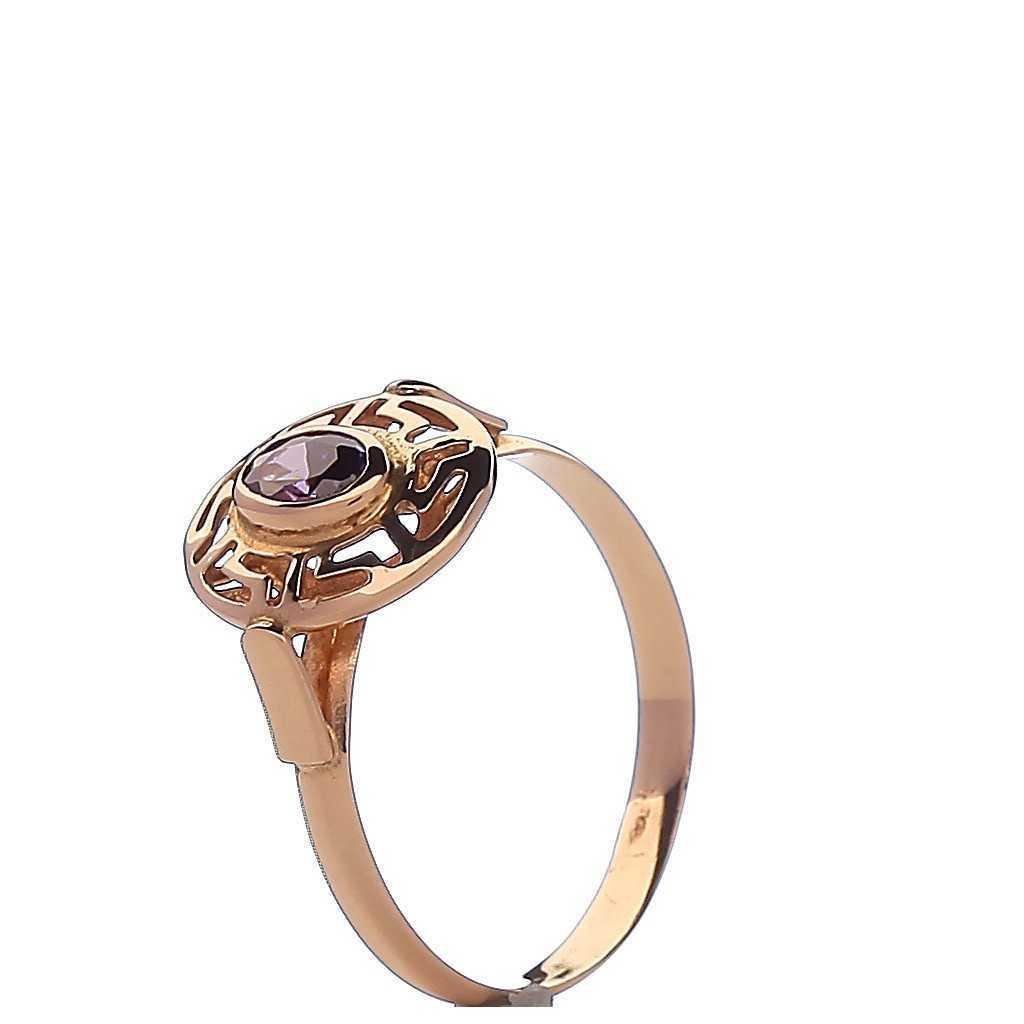 Auksinis žiedas 000047200229 - Auksiniai žiedai - Goldinga