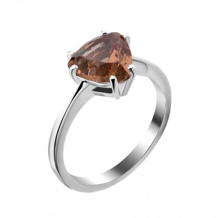 Sidabrinis žiedas su sultanitu - Sidabriniai žiedai - Goldinga
