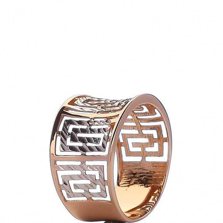 Auksinis žiedas 000046200326 - Auksiniai žiedai - Goldinga