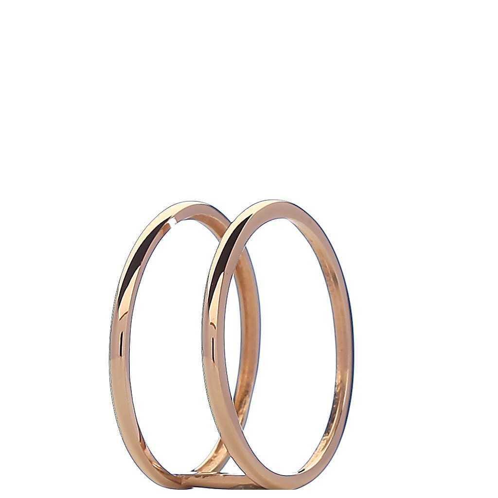 Auksinis žiedas 00480 - Auksiniai žiedai - Goldinga