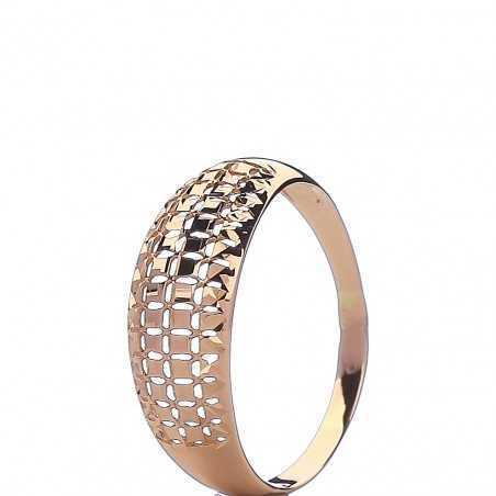 Auksinis žiedas 00577 - Auksiniai žiedai - Goldinga
