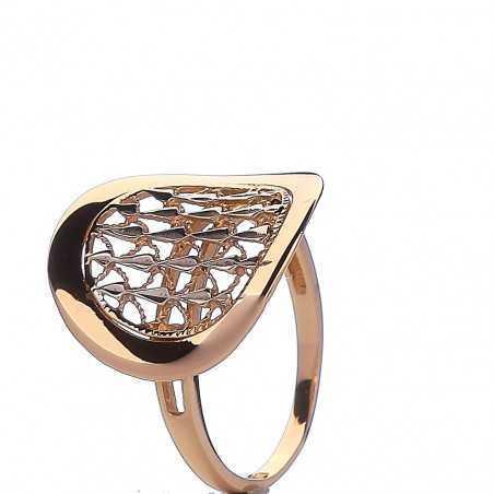 Auksinis žiedas 000046500345 - Auksiniai žiedai - Goldinga