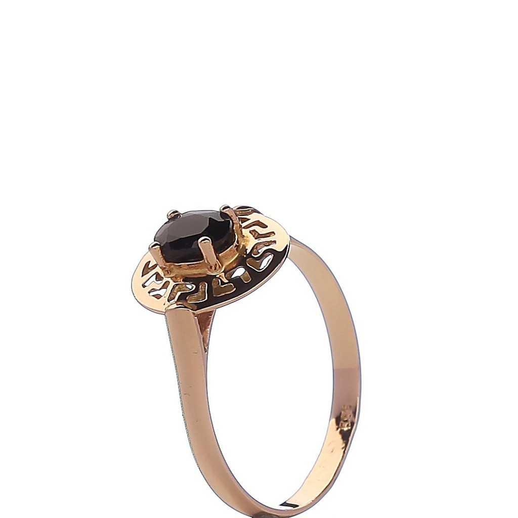 Auksinis žiedas 000056400223 - Auksiniai žiedai - Goldinga