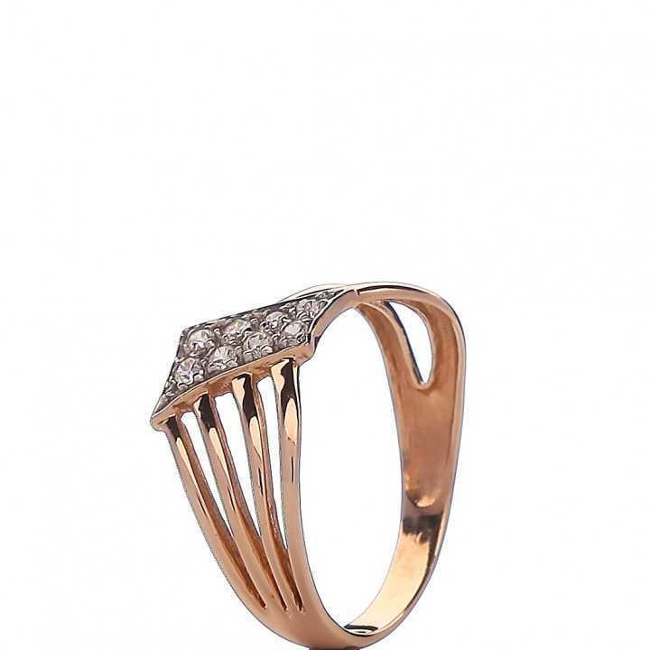 Auksinis žiedas 000054900263 - Auksiniai žiedai - Goldinga
