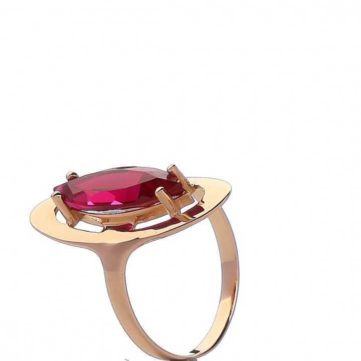 Auksinis žiedas 003225700385 - Auksiniai žiedai - Goldinga