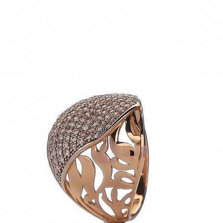 Auksinis žiedas 000045300447 - Auksiniai žiedai - Goldinga