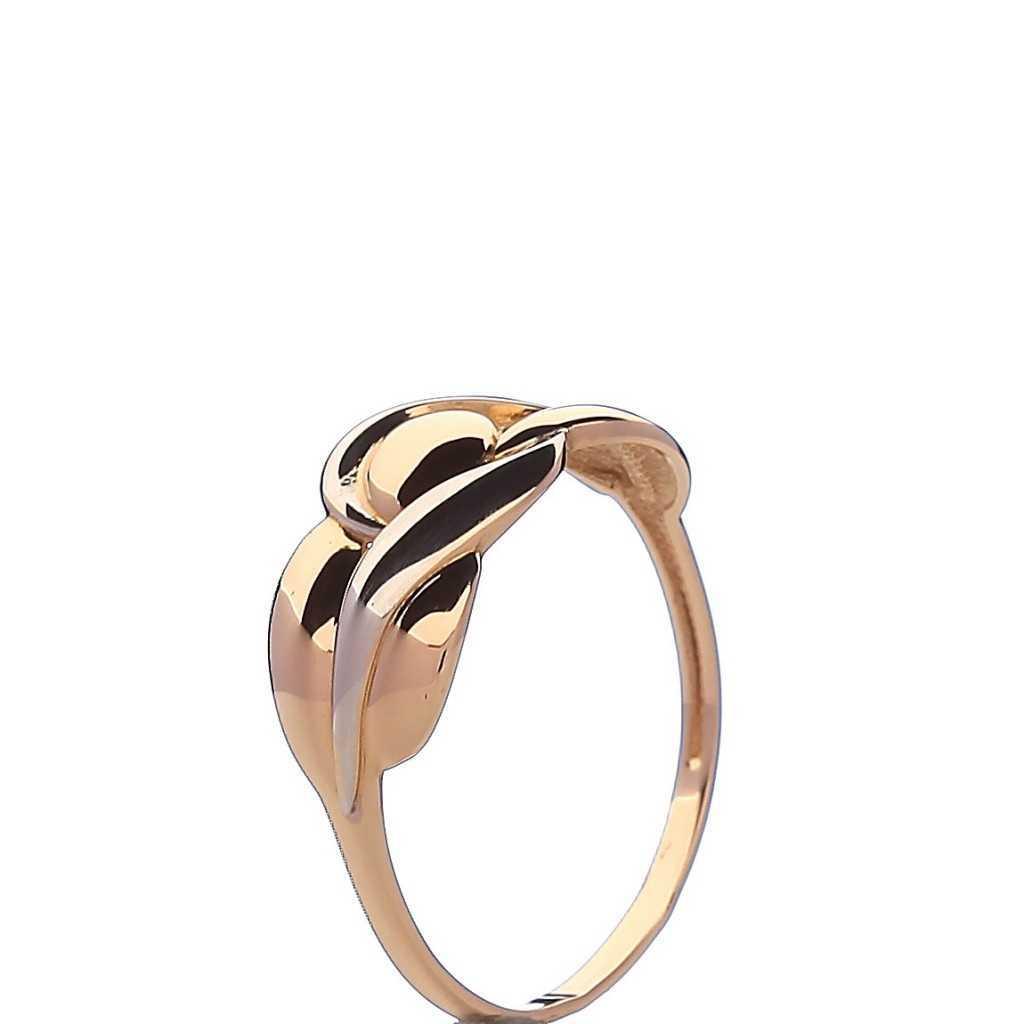 Auksinis žiedas 005148300210 - Auksiniai žiedai - Goldinga