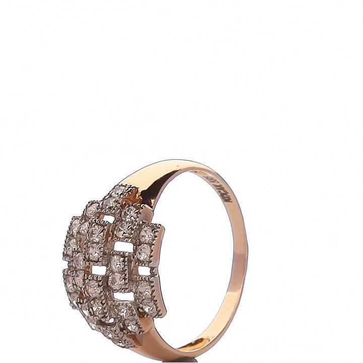 Auksinis žiedas 000057200326 - Auksiniai žiedai - Goldinga