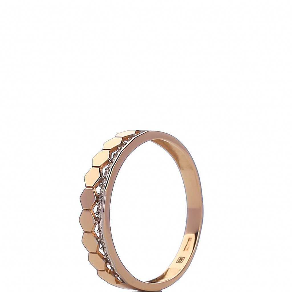 Auksinis žiedas 005059800186 - Auksiniai žiedai - Goldinga