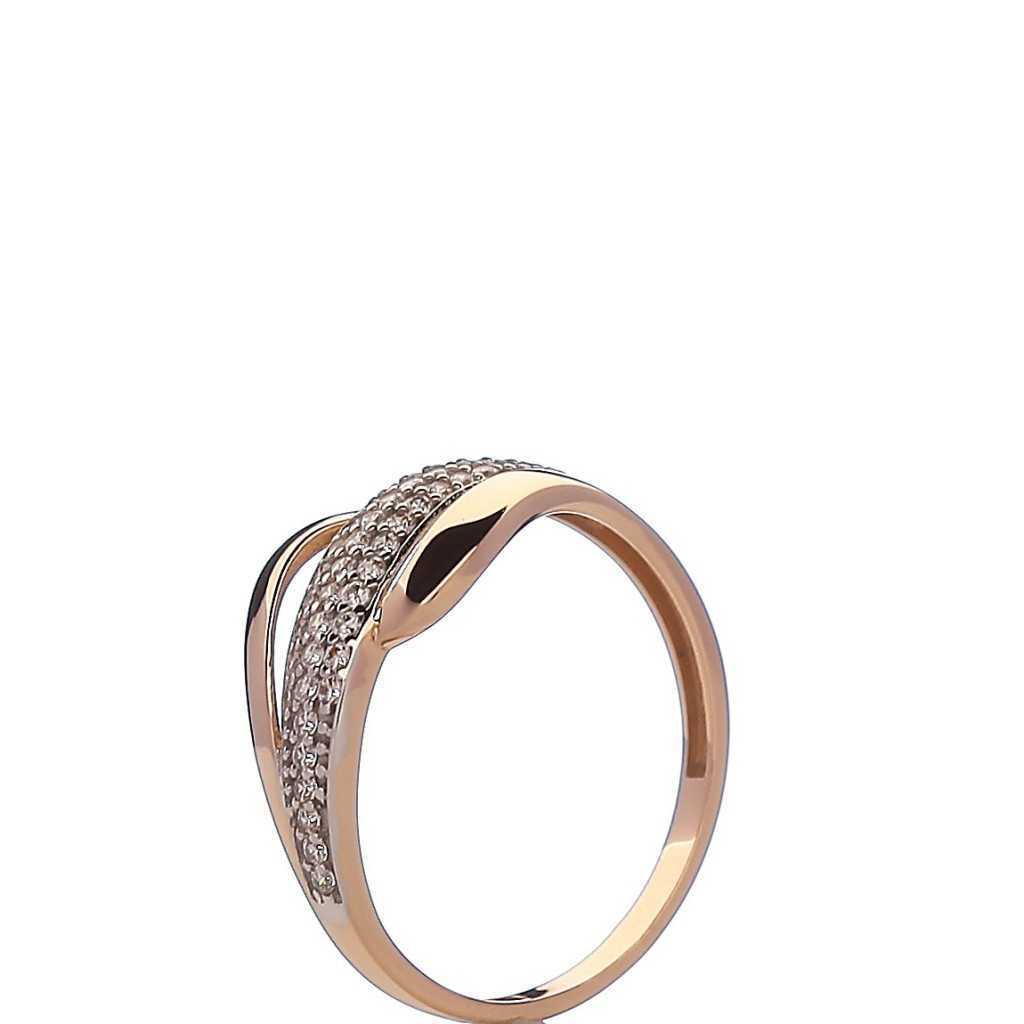 Auksinis žiedas 004224700174 - Auksiniai žiedai - Goldinga