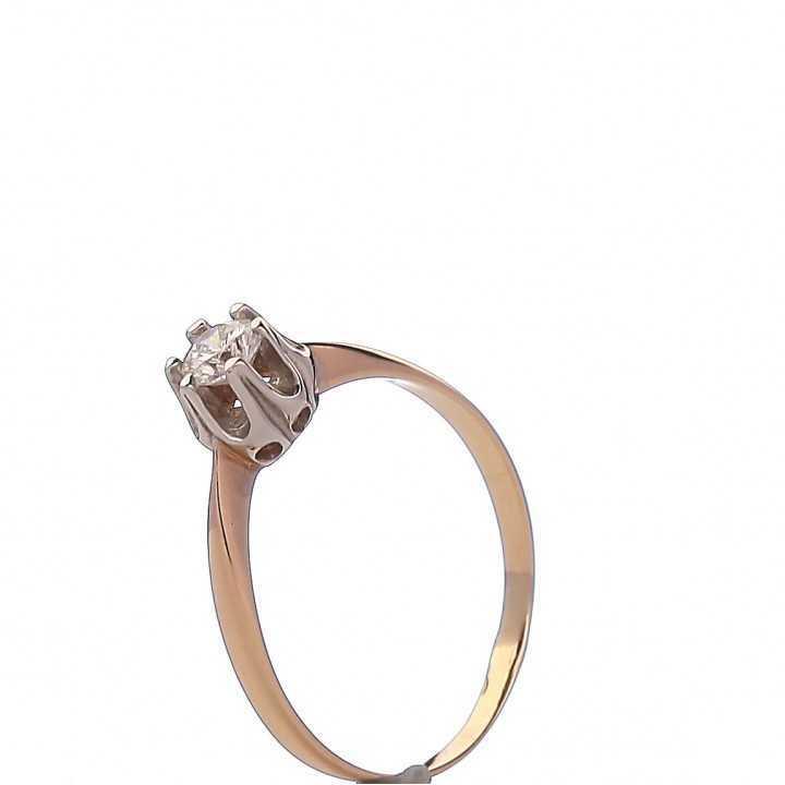 Auksinis žiedas 000053400218 - Auksiniai žiedai - Goldinga