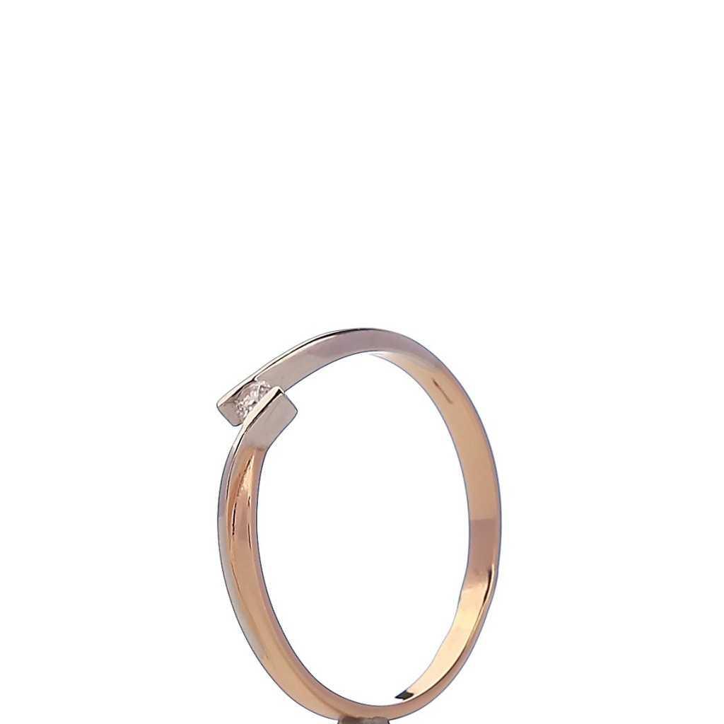 Auksinis žiedas 00398 - Auksiniai žiedai - Goldinga