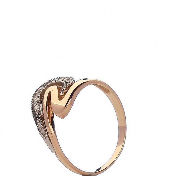 Auksinis žiedas 000044000277 - Auksiniai žiedai - Goldinga