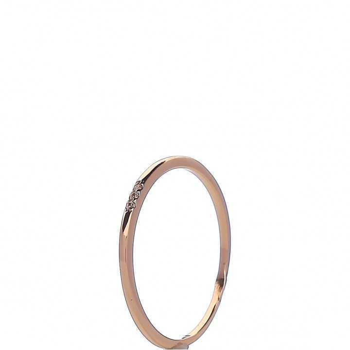 Auksinis žiedas 00544 - Auksiniai žiedai - Goldinga