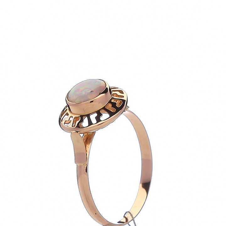 Auksinis žiedas 000054500192 - Auksiniai žiedai - Goldinga