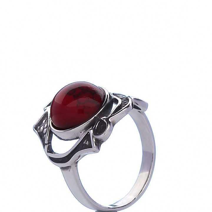 Sidabrinis žiedas 003116000410 - Sidabriniai žiedai - Goldinga