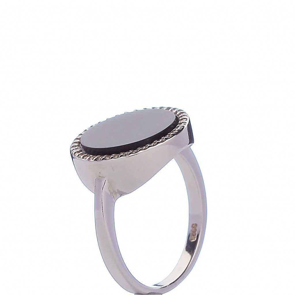 Sidabrinis žiedas 000314200350 - Sidabriniai žiedai - Goldinga